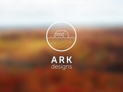 Ark Designs Line logo logo design line brand branding ui ux london photoshop illustration illustrator