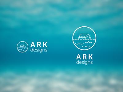 Ark Designs Line logo design logo design rebrand rebranding creative graphic graphic design digital vector flat photoshop illustrator illustration london