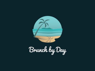 Brunch By Day Logo