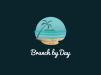 Brunch By Day Logo