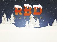 RBD London Christmas