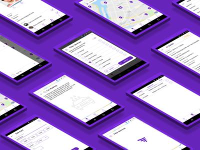 Carnado | App UI&UX