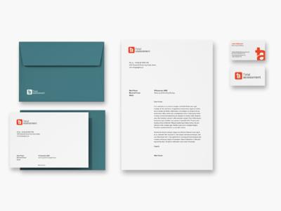Stationery Design | Total Assessment
