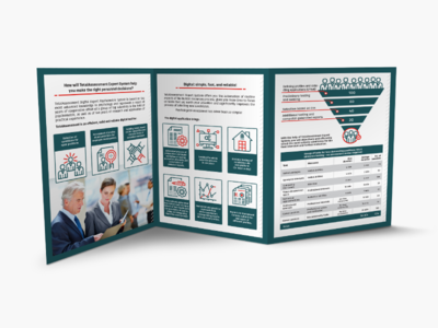 Brochure Design | Total Assessment