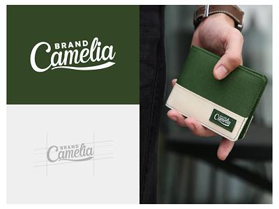 Camelia Logo fashion brand c letter c logo typography branddsign branddesign logodesigns type logolearn logonew brandnew vietnam