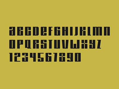 Datie Display Font - Free Download display font font design type design typography logotype font type