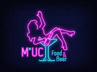 M'UC Food & Beer Logo