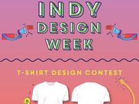 Indy Design Week T-shirt Contest