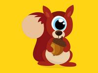 Squla Squirrel