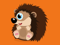 Squla Hedgehog