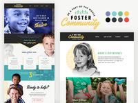 Foster Community Website