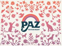 Paz Pet Loss Card