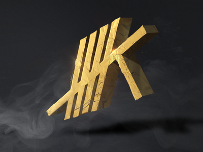 5k 1 graphic design illustration logo design 3d