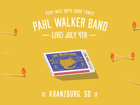 Pahl Walker Band