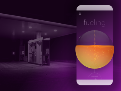 Fueling - work in progress case study station gas payment fuel