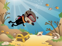 Picture Book Diving