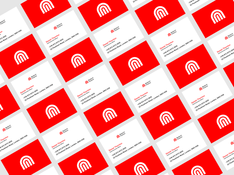 Redarch Business Cards