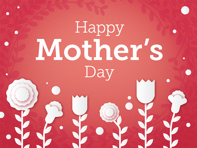 Mother's Day Graphic for CRA vector design graphic design social graphic mothers day