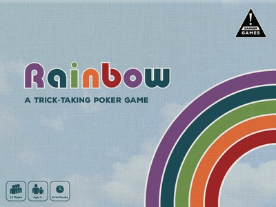 Rainbow Box Cover
