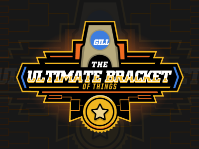Final Four Style Athletic Graphic ncaa cover flat design