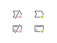Dependency Icons