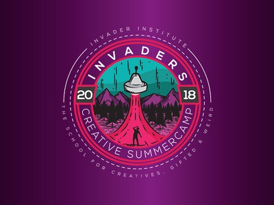 Invaders Creative Summercamp