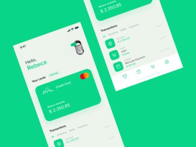 Minimal Finance App
