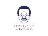 Harold Usher Logo