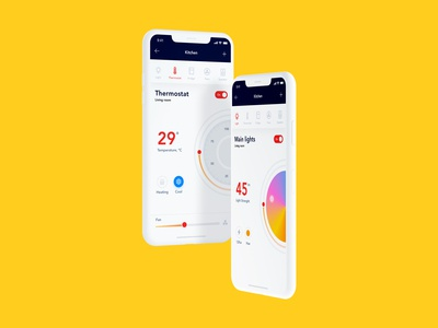 Daily UI - Smart Home