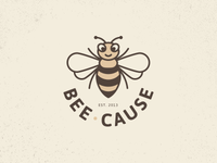 Bee Cause Logo