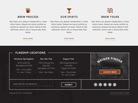 Brewery Footer