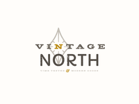 Vintage North Logo