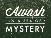 Awash In A Sea