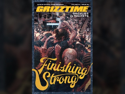 GrizzTime Vol. 19 Issue 36