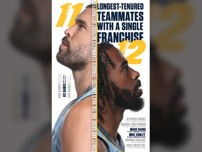 Record Breaking with Mike Conley & Marc Gasol
