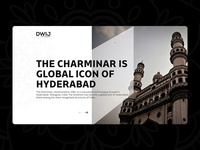 The Global Icon Of Hyderabad-CHARMINAR