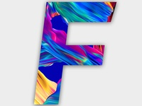 36 Days of Type - Letter F-Download Link will Add Soon