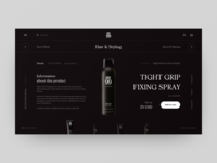 House 99 by David Beckham ecommerce redesign