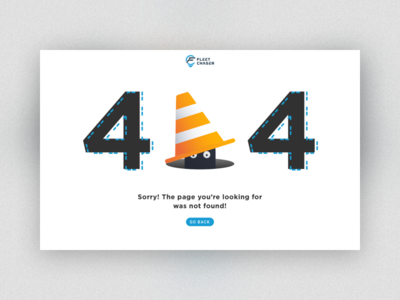404 page truck tracking tracking service design page not found error page 404 error page ui ux web design ux design ui design 404 page