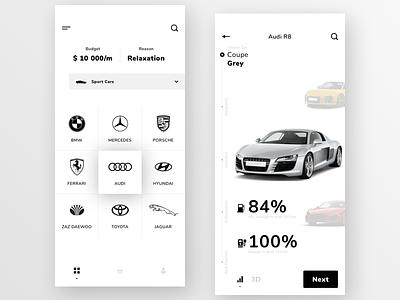 Car rental mobile app concept car rent app car rent design ux design ux ios ui ux mobile app ui ui design