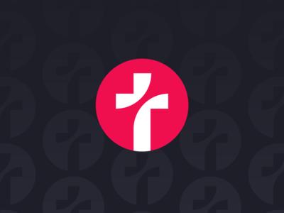 Cross Logo Concept - Vol. 2 cross church humanitarian red cross aid logo design icon flat logo branding design vector