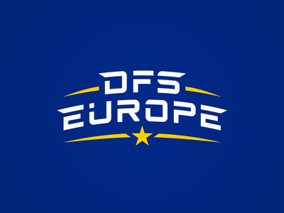 Sports logo europe fantasy logo sports