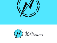 Nordic Recruitments logo