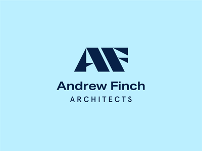 Logo concept for an architecture office concept illustrator pointy sharp geometry architechture architects flat branding logo design vector