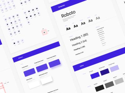 VisualEyes Design System