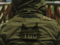 TGD Wallpaper with Chris Ozer Photograph