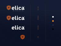 Elica Logo Responsive
