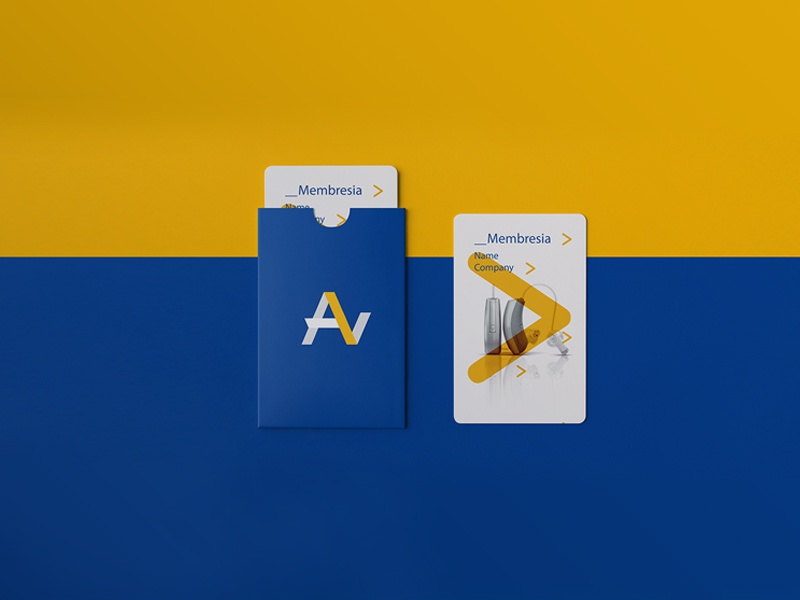 Gift card gift cards blue yellow branding agency branding brand logo graphic design sells gift card card gifts gift