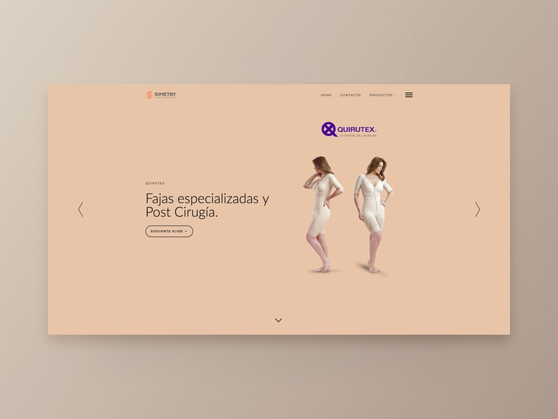 Web site Simetry minimalist branding clean web web design interaction luxury photography product product page ui ui design ux web site video brand identity