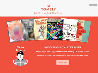 Tomely Ebook Bundle Preview